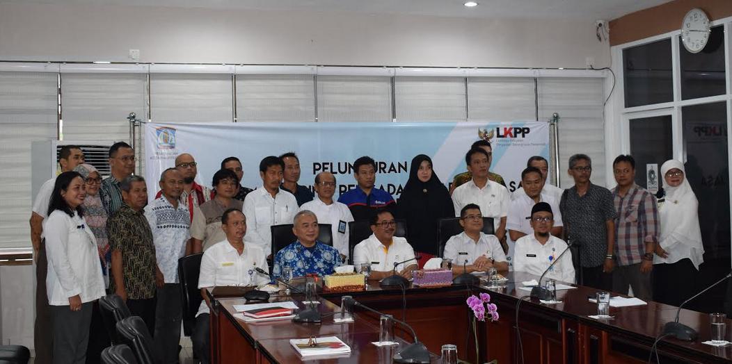Sosialisasi Sistering UKPBJ sebagai Pusat Keunggulan PBJP dari Pemerintah Kota Balikpapan