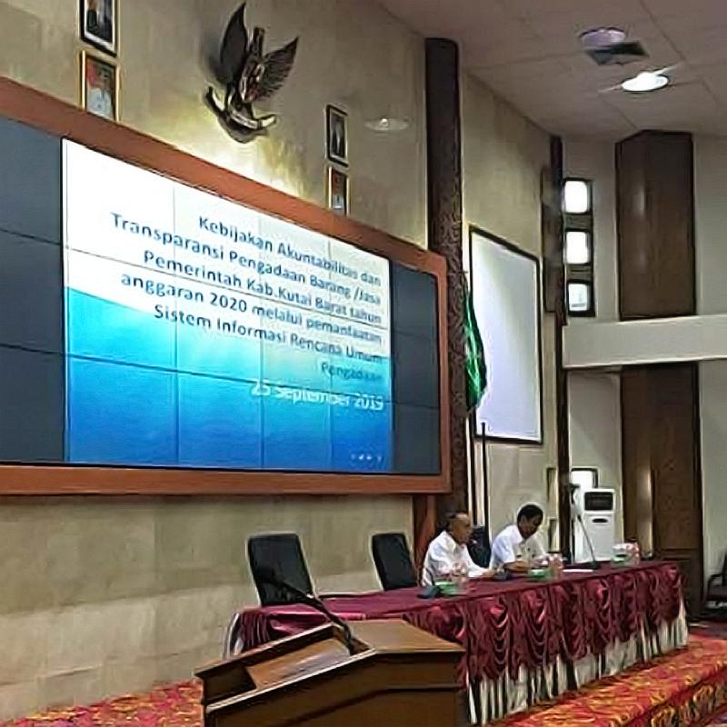 Rapat Koordinasi Kolaborasi Percepatan Pengadaan